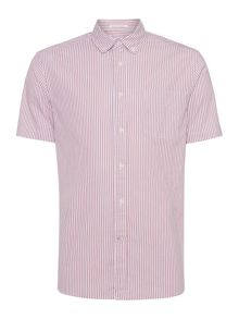 Turlock Short Sleeve Stripe Shirt
