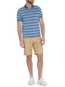 Milton feeder short sleeve stripe jersey