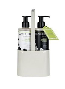 Grubby Cow Hand Care Caddy Gift Set