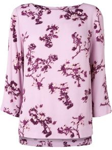 Phase Eight Neeva floral blouse