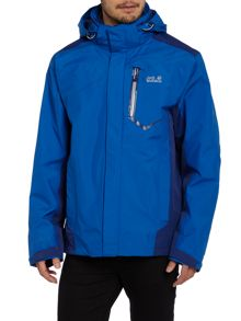 Waterproof 3 in 1 jacket