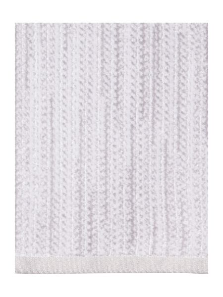 Casa Couture Luxe Sheared Stripe Hand Towel