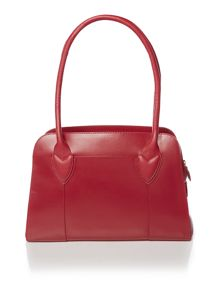 Aldgate red medium tote bag