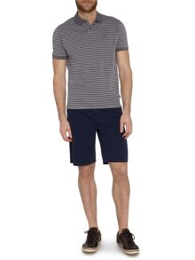 Hendre Stripe Polo Shirt