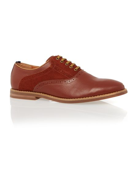 Peter Werth Nesbitt saddle shoe