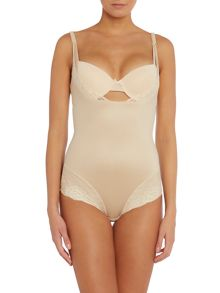 Maidenform Comfort Devotion wear your own bra body briefer