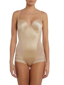 Maidenform Sleek Stripes body briefer