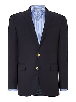 Polo 1 Navy Doeskin Blazer