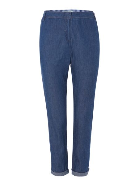 Dickins & Jones Chambray chinos