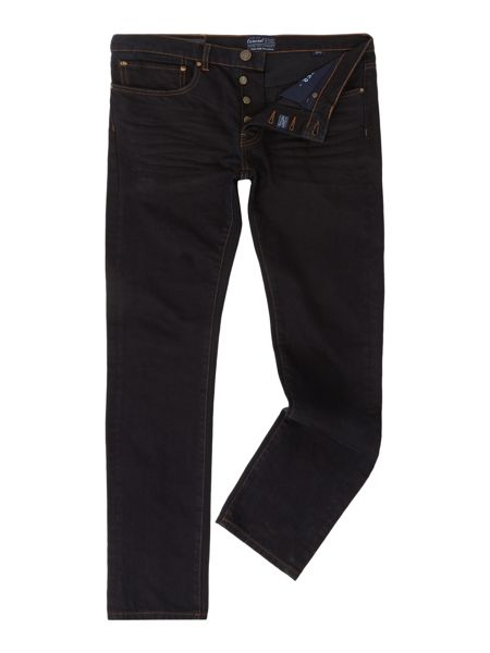 Criminal Slater Slim Leg Dark Wash Jean