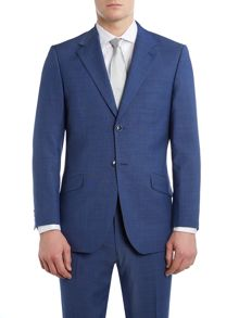 Folcroft textured suit Jacket