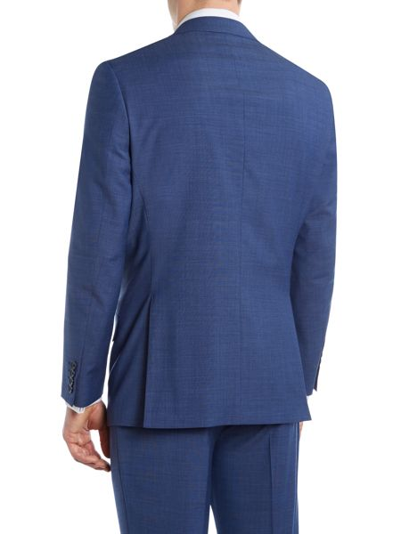 Howick Tailored Folcroft textured suit jacket