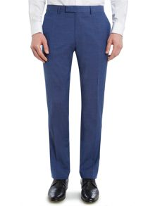 Howick Tailored Folcroft textured suit trousers