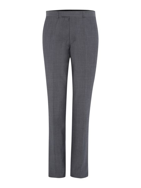 Kenneth Cole Wool mohair suit trousers