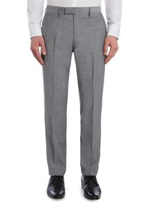 Hull herringbone flannel trousers
