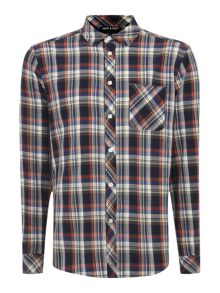 Killington long sleeved check shirt