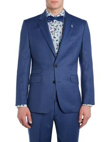 Balm birdseye suit jacket
