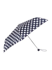 Perfect circle superslim umbrella