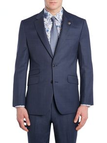 New & Lingwood Dartmouth window pane suit jacket