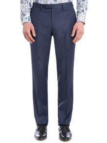 New & Lingwood Dartmouth Windowpane Suit Trousers