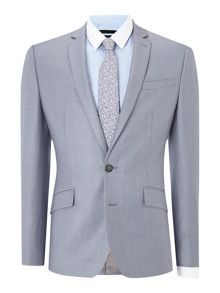 Skylar slim single breasted notch lapel suit jack