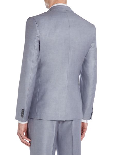 Kenneth Cole Skylar slim single breasted notch lapel jacket