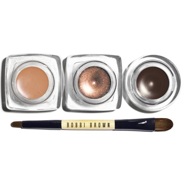 Bobbi Brown Bobbi`s Chocolates Long-Wear Eye Trio