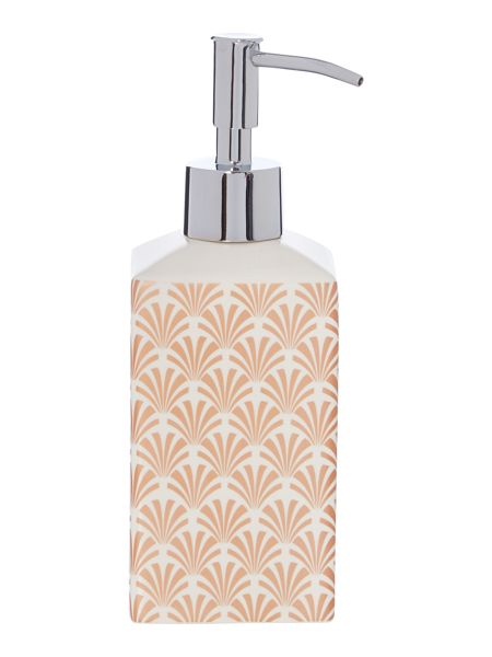 Biba Deco Wave Soap Dispenser