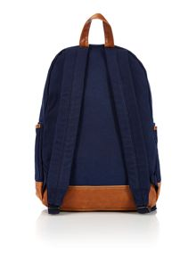 Azip canvas backpack