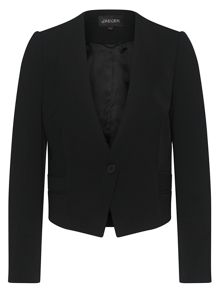 Jaeger: Bi Stretch 1 button Jacket