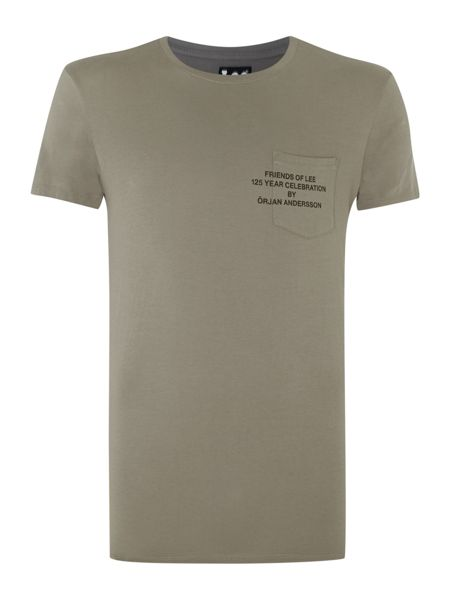 Lee 125 Years Pocket Tee