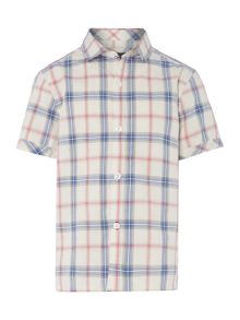 Boys beach house short sleeve shirt