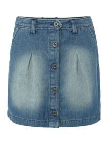 Little Dickins & Jones Girls denim skirt