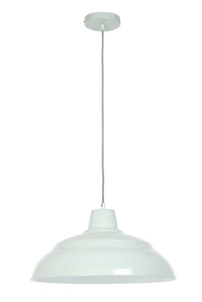 Dickins & Jones Oliver Grey Metal Pendant