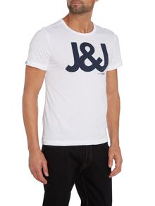 Short Sleeve Applique Tshirt