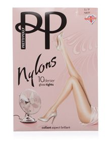 Pretty Polly Nylons 10 denier gloss tights