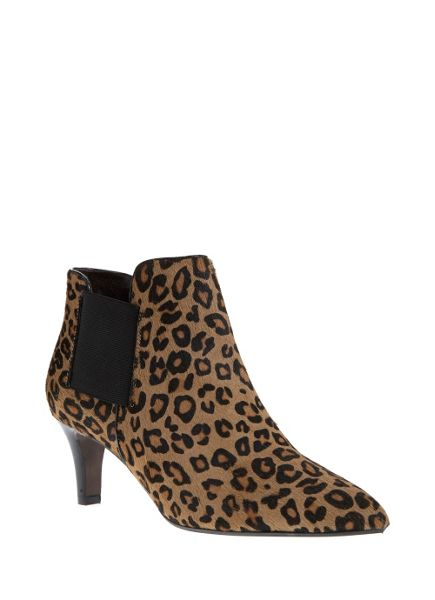 Leopard Tommie Boot
