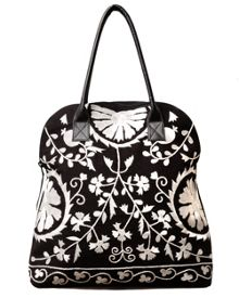 Savoy Embroidered Bag