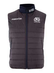 Scottish Rugby Padded Gilet
