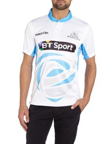 Scottish Rugby Regular Fit Rugby Top