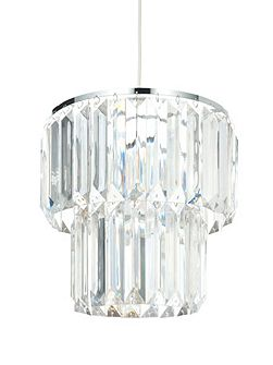 Ellen easy fit chandelier pendant