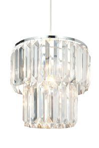 Linea Ellen easy fit chandelier pendant