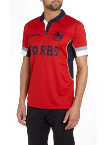 Short sleeve away rugby shirt