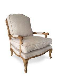Shabby Chic Winslow occasional chair