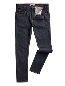 Marr Slim Fit Stretch Rinse Wash Jeans