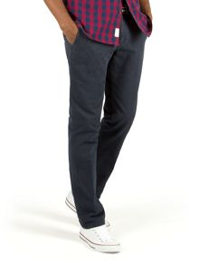 Butler flat front twill chinos