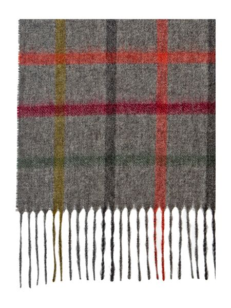 Barbour Bolt tattersall scarf
