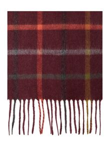 Bolt tattersall scarf