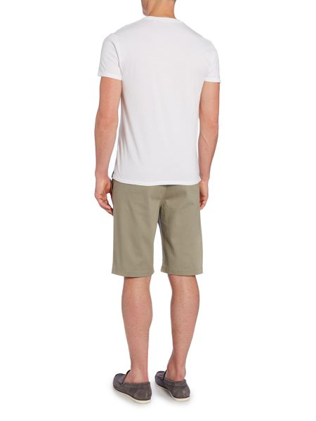 Linea Austin Short Sleeve Crew Neck Pocket T-Shirt