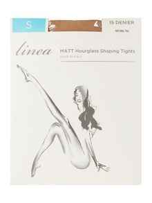 Linea 15 Denier hourglass shaping tights